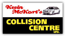 Kevin McKort's Collision Centre Ltd.