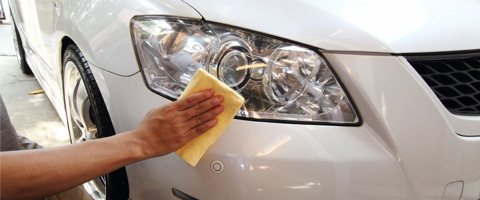 polishing headlamp